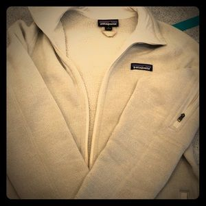 Patagonia Full zip Better Sweater